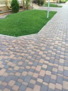Тротуарная плитка Вышгород