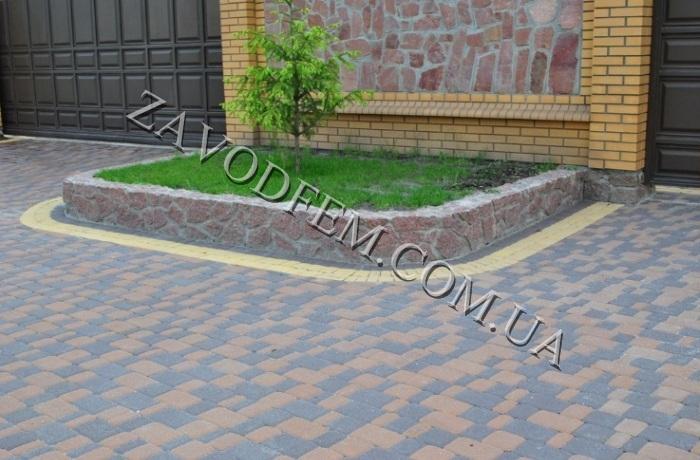 Тротуарная плитка Старый город Киев купить