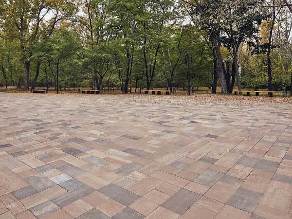 Тротуарная плитка Лайнстоун 60