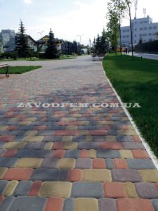 Старый город Киев-плитка