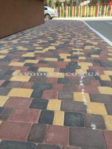 Тротуарная плитка Старый город 25 мм